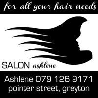 Salon Ashlene in Greyton