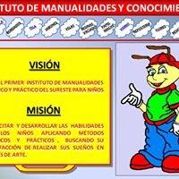 INSTITUTO DE MANUALIDADES Y CONOCIMIENTO