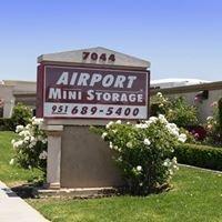 Airport Mini Storage - Riverside