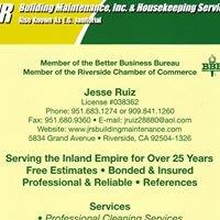 JR Building Maintenance, Inc.