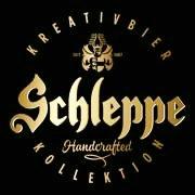 Schleppe Bier