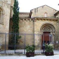 Iglesia De San pedro El Viejo Huesca