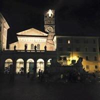 Trastevere Roma, Italia