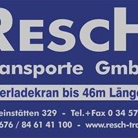 Resch Transporte