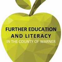 Further Education and Literacy in the County of Warner