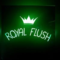 Cafe Bar Royal Flush