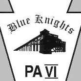 Blue Knights Law Enforcement Motorcycle Club PAVI