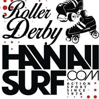 HawaiiSurf Roller Derby