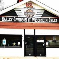 Reel Brothers Dells Harley-Davidson Shop