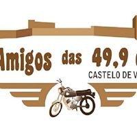 Amigos das 49.9 cc Castelo de Vide
