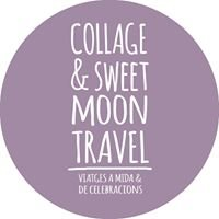 Collage & Sweet Moon Travel