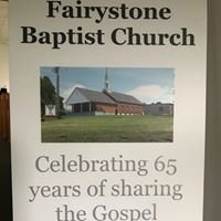 Fairystone Baptist Church