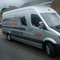J & M services