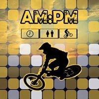 קבוצת רכיבה Am Pm אול מאונטן, רוכבים על אופני הרים.