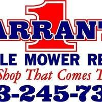 Warranty One Mobile Mower Repair L.L.C.