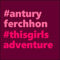 Antur y Ferch Hon - This Girls Adventure
