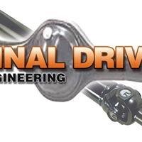 Final Drive Engineering