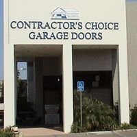 Contractors Choice Garage Doors