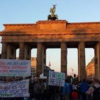 Mahnwache für den Frieden - Berlin