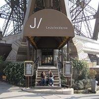 Le Jules Verne Restaurant, Tour Eiffel