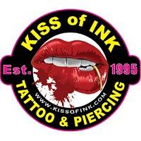 Kiss of Ink Tattoo