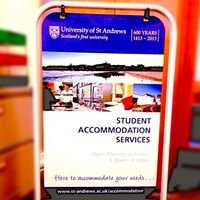Student Accommodation Services University of St Andrews