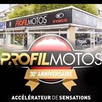 Profil motos St Julien
