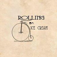 Rolling Handmade Ice Cream