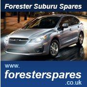 Foresters Subaru Spares