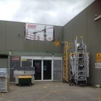 DBF Tools and Construction Supplies