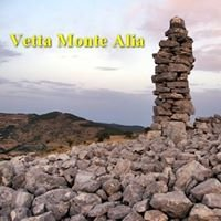 Cima del Monte Alia - Monti Iblei