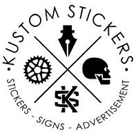 Custom Stickers And Signs