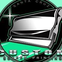 Santa Cruz Custom Screen Printing