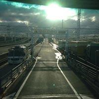 Eurotunnel Calais Terminal