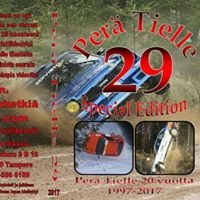 Perä Tielle model cars and rally films