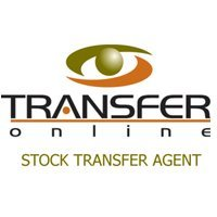 Transfer Online - A Stock Transfer Agent