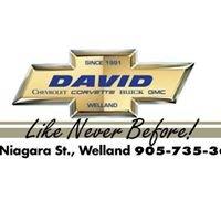 David Chevrolet Corvette Buick GMC Ltd.