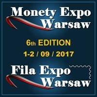 Monety Expo & Fila Expo Warsaw
