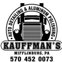 Kauffmans Auto Detailing& aluminum polishing