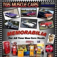 TGS Classic & Muscle Cars