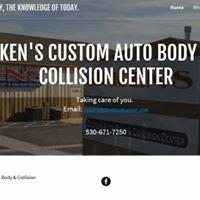 Ken's Custom Auto Body & Collision Center
