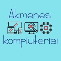 Kompiuterių remontas Akmenės rajone