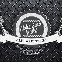 Alpha Auto Works