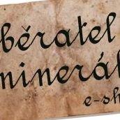 Sběratel minerálů - Minerals collector