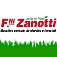 F.lli Zanotti - macchine agricole, da giardinaggio, forestali e industriali