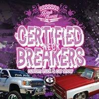 Certified Neck Breakers Customs Car & Truck Show