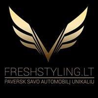 FreshStyling - Automobilių apklijavimas