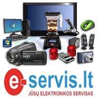 E-servis.lt Elektronikos taisykla