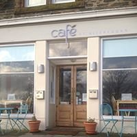 Cafe at Kilcreggan