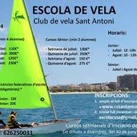 Escola Club de Vela Sant Antoni